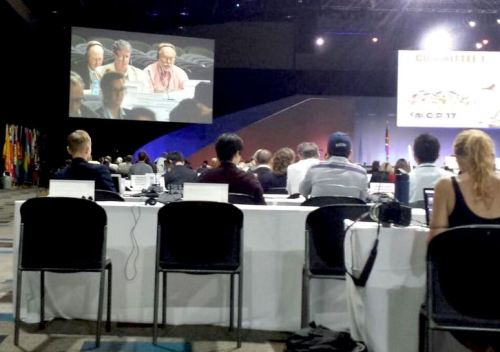 PEGAS requested a working group at the CITES conference, but was ignored.